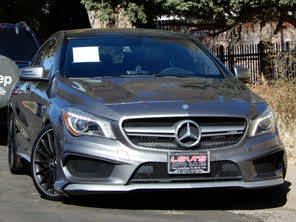 Mercedes Cla 45 Amg For Sale >> Used 2014 Mercedes Benz Cla Class Cla 45 Amg For Sale With