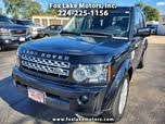 2011 Land Rover LR4 HSE LUX