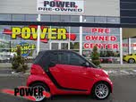 2012 smart fortwo pure