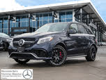 2018 Mercedes-Benz GLE-Class GLE 63 AMG 4MATIC S-Model