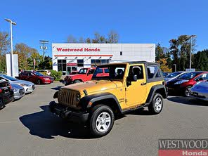 Jeeps For Sale Bc >> Used Jeep Wrangler For Sale With Dealer Reviews Cargurus