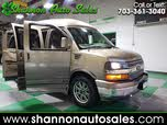 2012 Chevrolet Express Cargo 1500 AWD with Upfitter