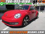 2012 Volkswagen Beetle Turbo w/ Sunroof and Sound