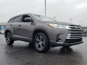 Toyota Highlander For Sale >> Used 2017 Toyota Highlander For Sale With Photos Cargurus