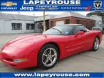 2003 Chevrolet Corvette Convertible RWD