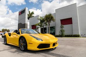 2017 Ferrari 488 Spider >> Used 2017 Ferrari 488 Spider Rwd For Sale With Photos
