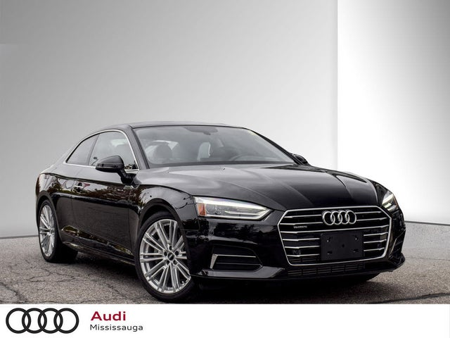 2019 Audi A5 2.0T quattro Komfort Coupe AWD