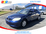 2004 Honda Civic Coupe Value Package