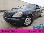 1997 Mercedes Benz S Class S 600 Coupe
