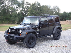 Used Jeep Wrangler Unlimited Call Of Duty Mw3 Edition 4wd