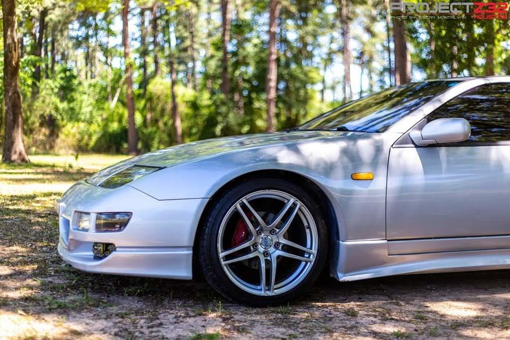 Nissan 300ZX 2 Dr 2+2 Hatchback 1990