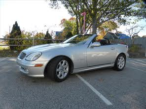 Used 2004 Mercedes-Benz SLK-Class for Sale (with Photos
