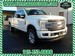 2018 Ford F-350 Super Duty Platinum Crew Cab LB 4WD