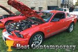 2008 Ford Mustang Shelby GT500KR Coupe RWD