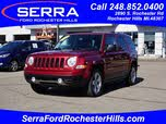 2011 Jeep Patriot Latitude X