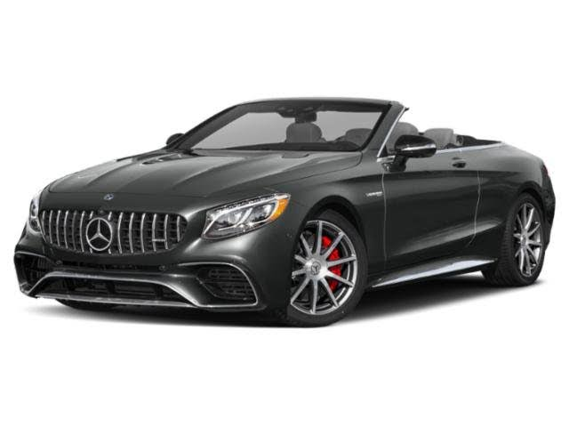 2020 Mercedes-Benz S-Class S AMG 63 4MATIC Cabriolet AWD