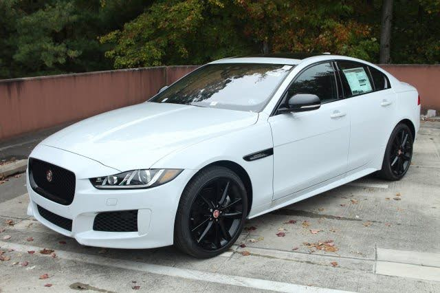 2019 Jaguar XE 25t Landmark AWD
