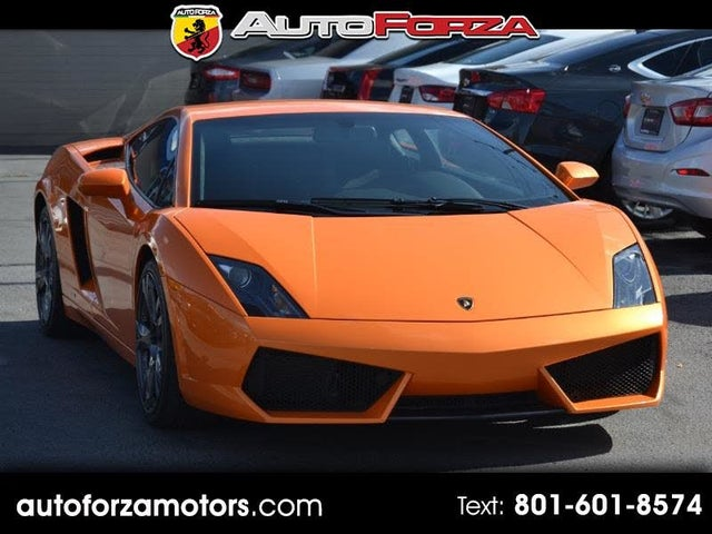 2009 Lamborghini Gallardo LP 560-4 Coupe AWD