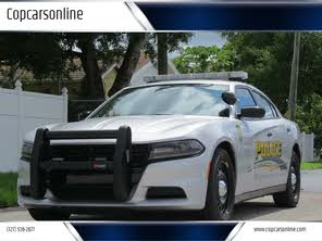Cop Cars For Sale >> 2018 Dodge Charger Police Awd