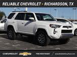 2019 Toyota 4Runner TRD Off-Road 4WD