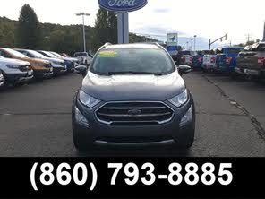 Ford Dealers In Ct >> Used 2019 Ford Ecosport For Sale With Photos Cargurus