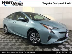 West Herr Toyota >> 2017 Toyota Prius Three