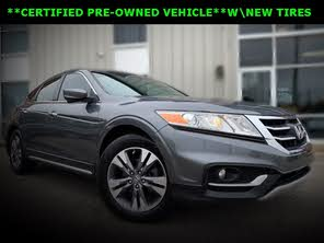 Used 2014 Honda Crosstour Ex L V6 For Sale With Photos