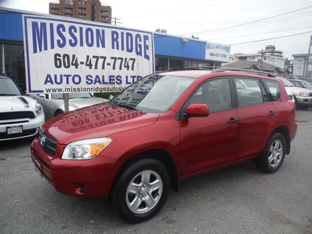 2006 Toyota RAV4 Base AWD