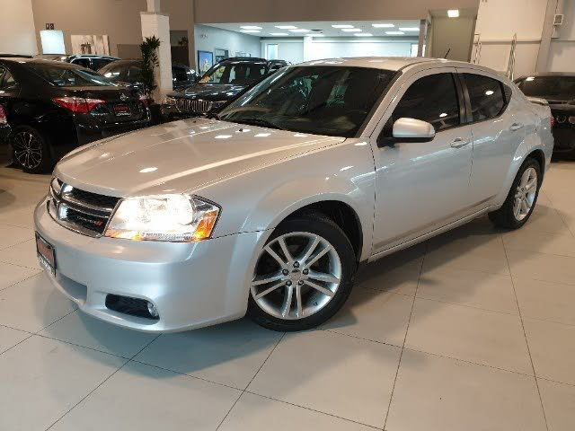 2012 Dodge Avenger SXT Plus FWD