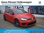 2015 Volkswagen Golf R 4-Door AWD with DCC and Navigation