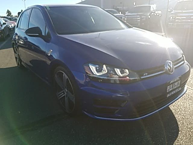 2015 Volkswagen Golf R 4-Door AWD
