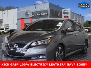 Nissan Dealers In Nj >> Used Nissan Leaf For Sale In New York Ny Cargurus