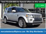 2016 Land Rover LR4 HSE LUX 4WD