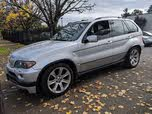 2005 BMW X5 4.8is AWD