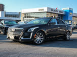 2016 Cadillac CTS 3.6L Luxury AWD