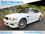 2006 BMW M3 Coupe RWD