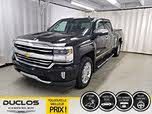 2017 Chevrolet Silverado 1500 High Country Crew Cab 4WD