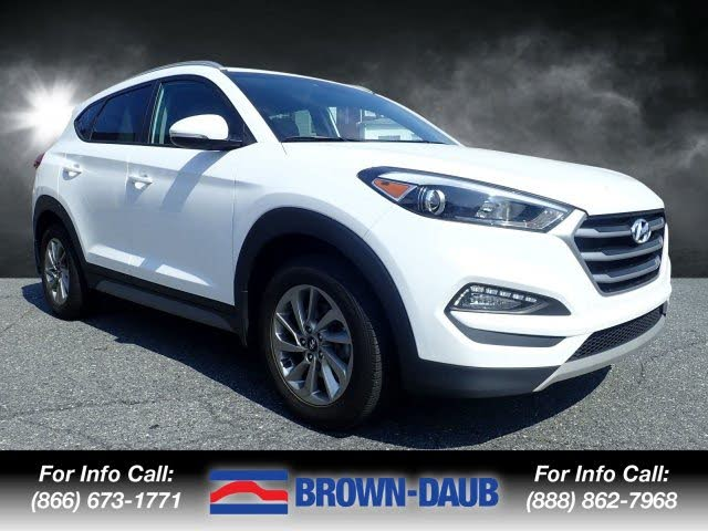 2017 Hyundai Tucson 1.6T Night AWD