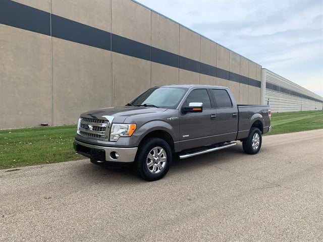 2013 Ford F-150 XL SuperCrew 4WD