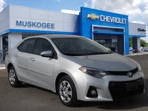 Toyota Of Muskogee >> Used Toyota Corolla For Sale With Photos Cargurus