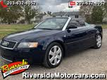 2006 Audi A4 1.8T Cabriolet FWD