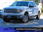 2013 Ford F-150 Lariat SuperCrew 4WD