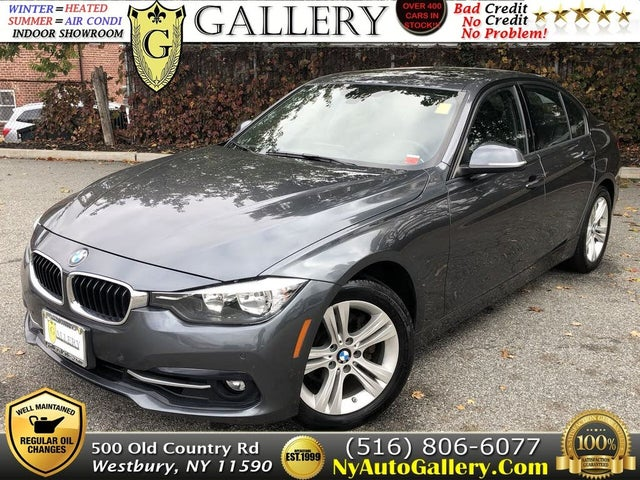 2016 BMW 3 Series 340i xDrive Sedan AWD