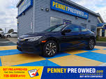 2016 Honda Civic Coupe LX with Honda Sensing