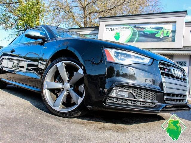 2015 Audi S5 3.0T quattro Technik Coupe AWD