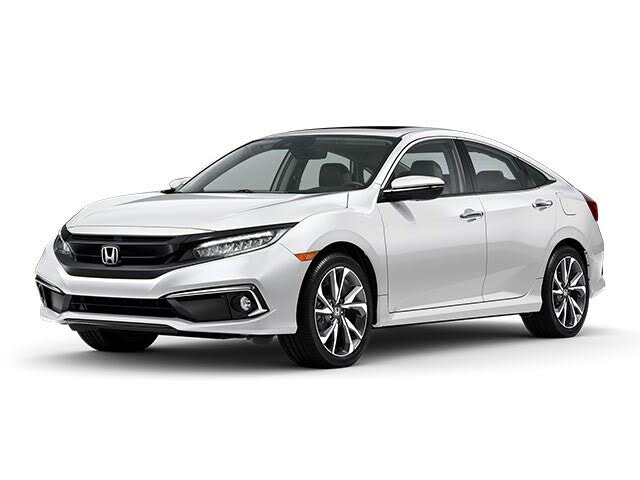2020 Honda Civic Touring Sedan FWD