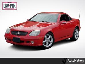 Mercedes Benz Columbus Ga >> Used Mercedes Benz Slk Class Slk 320 For Sale With Photos