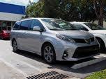 2018 Toyota Sienna SE 8-Passenger FWD