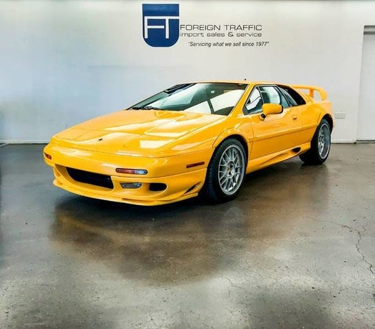 Used Lotus Esprit For Sale (with Photos)