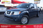 2017 Nissan Frontier SV V6 Crew Cab